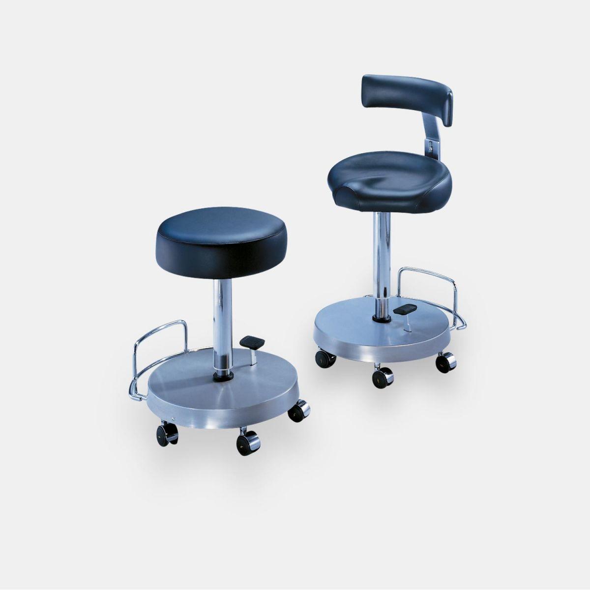 Ghế xoay OR và ghế đẩu OR